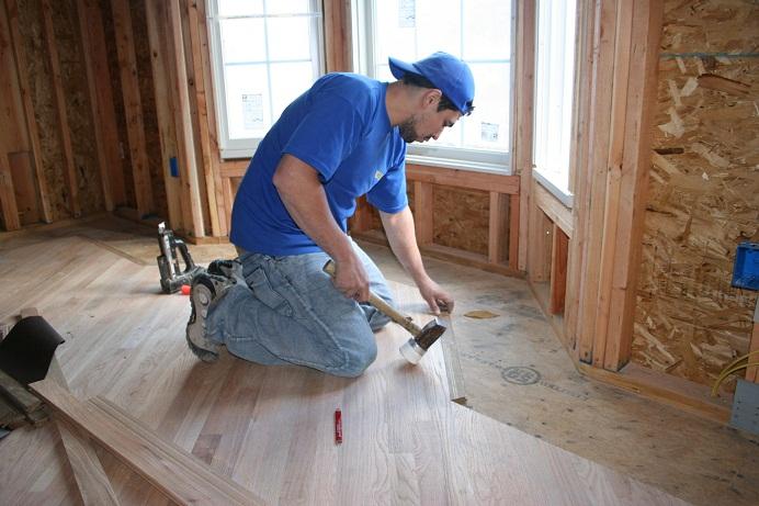 New Homes - Hardwood Floors Installation | Wc Floors