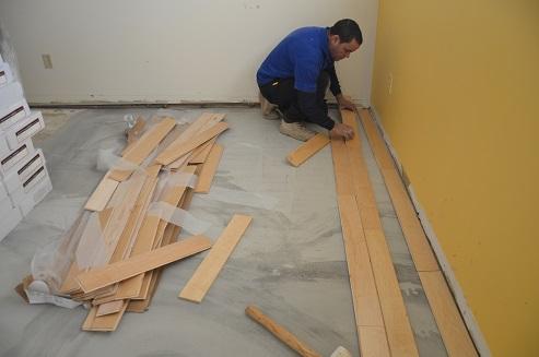 Engineered Floor Installation Wc Floors