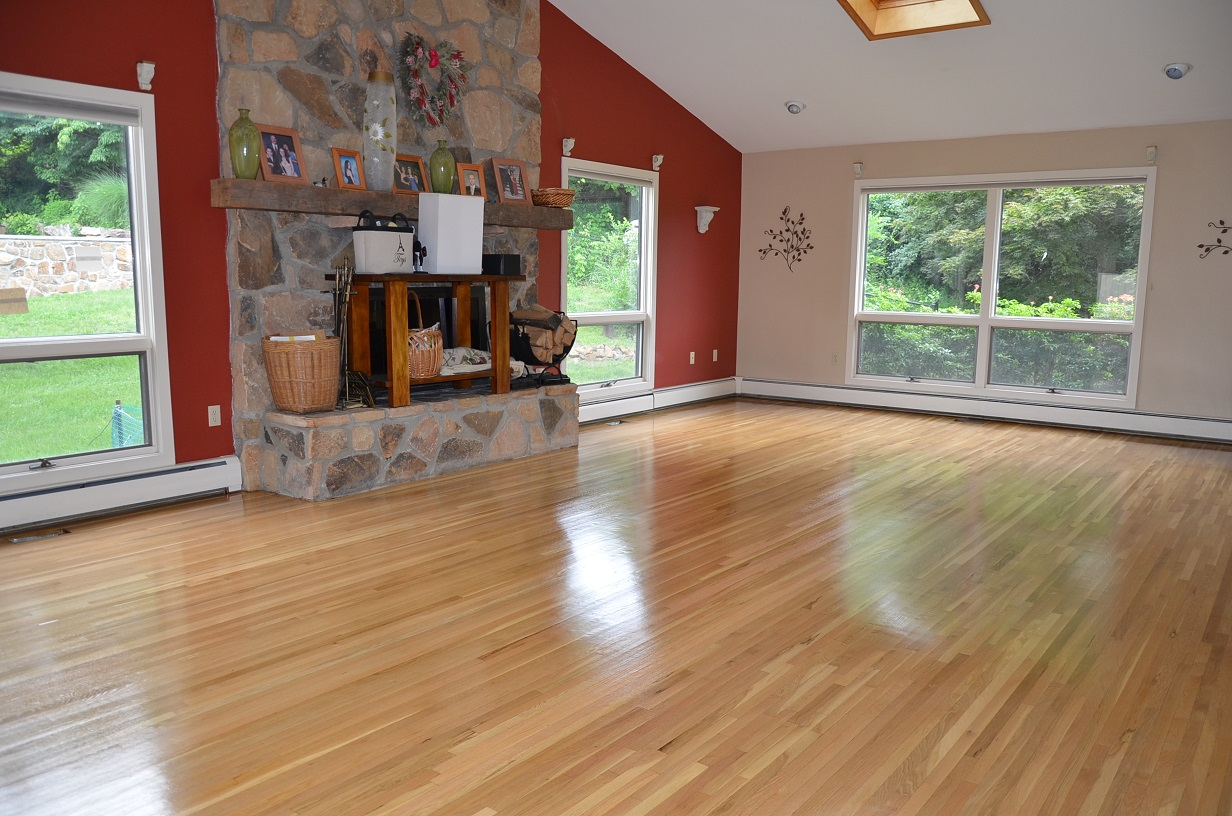 Dustless Refinishing Wc Floors
