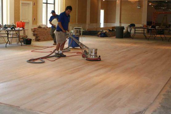 Dance Floor Installation Amp Refinishing Wc Floors