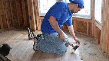 Nice Hardwood Floor Installation